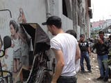 Gambar sampul Lukisan Orangutan di Jalan-jalan Menjadi Ikon Baru Kota Ini