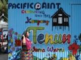 "Gambar sampul Kampung Tenun ""Warna-Warni"" Sulaa, Daerah Pengrajin Kain Khas Buton"