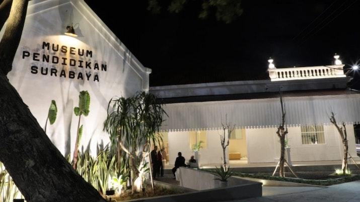 Eks Sekolah Taman Siswa Surabaya Jadi Museum Pendidikan