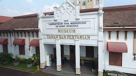 Wisata Edukasi di Museum Pertanian Terbesar Se-Asia Tenggara