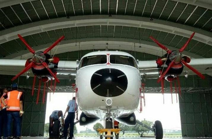 Wow! Usai Diresmikan, Pesawat N219 Nurtanio Langsung Laku Dibeli Negara Ini