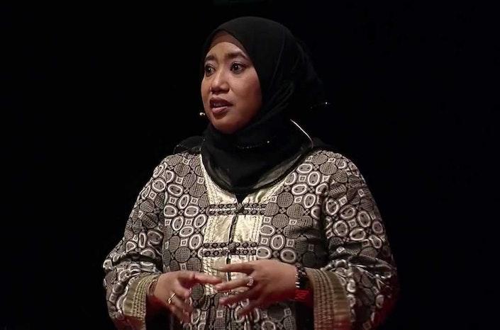 Nana Firman wanita Indonesia penerima Champions of Change dari Gedung Putih