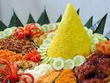 Wajib Tahu, Makna Filosofis Yang Terkandung Dalam Nasi Kuning