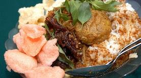Varian Nasi Olahan Indonesia (Bagian 1)