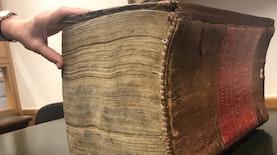 Manuskrip Kuno Jawa ini Menjadi Manuskrip Paling Tebal