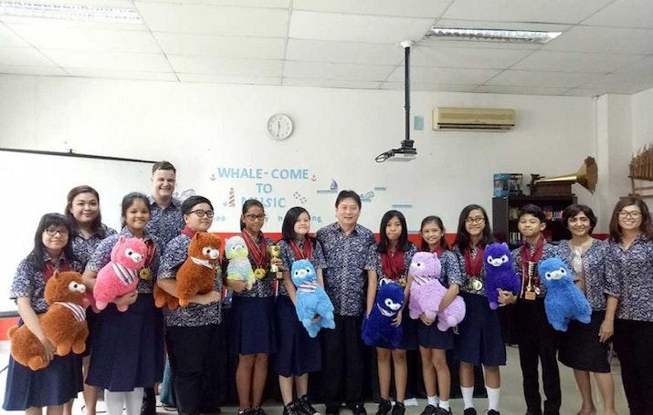 Membahas Isu Global, 12 Siswa SD Raih 63 Medali di World Scholar's Cup