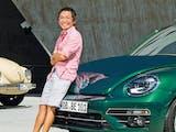 Gambar sampul Chris Lesmana, Desainer Mobil Kodok Yang Terkenal Di Kancah Internasional