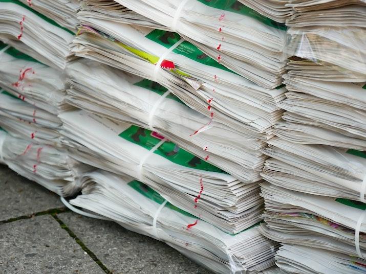 Indonesia Banyak Hemat Energi Tahun 2045 Jika Terapkan Daur Ulang Sampah Kertas