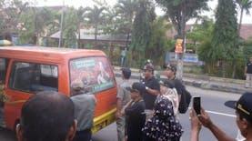 Bawaslu Jombang: Stiker Kampanye di Angkutan Umum Dilarang