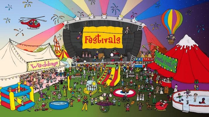 Mengenal 10 Festival Budaya Asli Indonesia. Beberapa Sudah Ada Yang Dikenal Di Kancah Internasional Loh!
