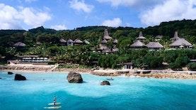 Pantai Nihiwatu yang Tak Banyak Mengetahuinya