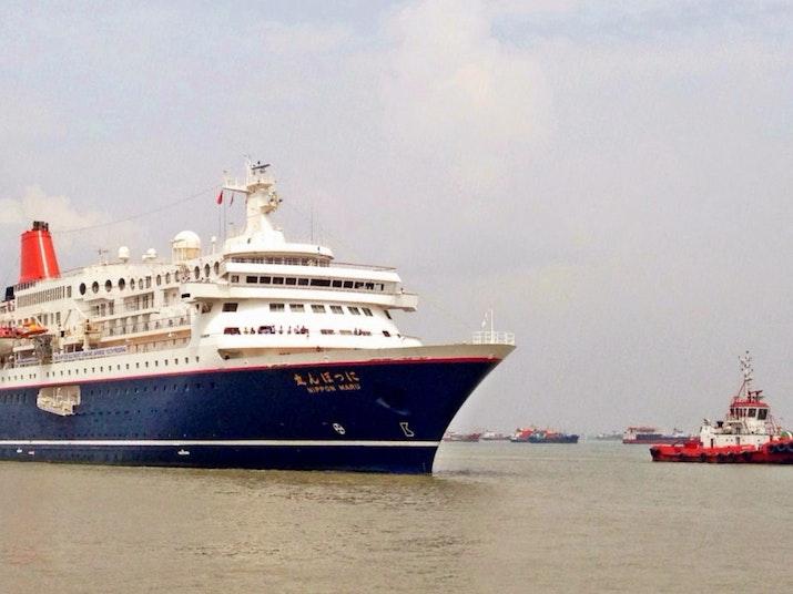 KAPAL PEMUDA ASIA TENGGARA - JEPANG (THE SHIP FOR SOUTHEAST ASIAN AND JAPANESE YOUTH PROGRAM)