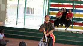 Nostalgia Tiga Penari Indonesia dengan Masyarakat Yirrkala
