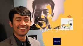 Nuril Basri dan Pandangannya Mengenai Indonesia yang Akan Rilis di Luar Negeri