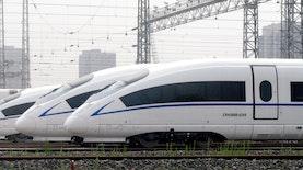 Kereta Semicepat 165 km/Jam Jakarta - Surabaya