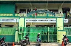 Sebuah Sekolah di Semarang Sudah Berkawan Akrab dengan Fintech
