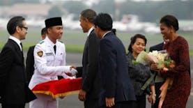 """Obama:""""I Am Home"""""""