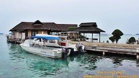 Objek Wisata Pulau Pelangi Di Pulau Seribu