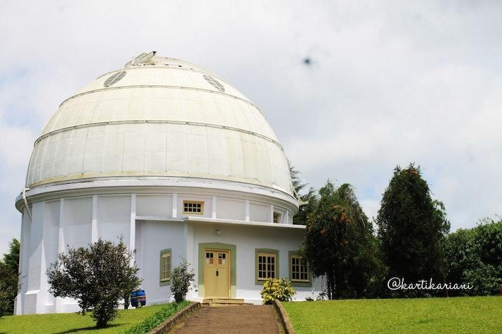 Mengenal 6 Observatorium dan Planetarium yang Ada di Indonesia