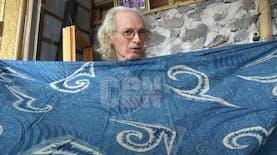 Karena Jatuh Cinta, Warga Belanda ini Kembangkan Batik dengan Pewarna Alami di Yogyakarta
