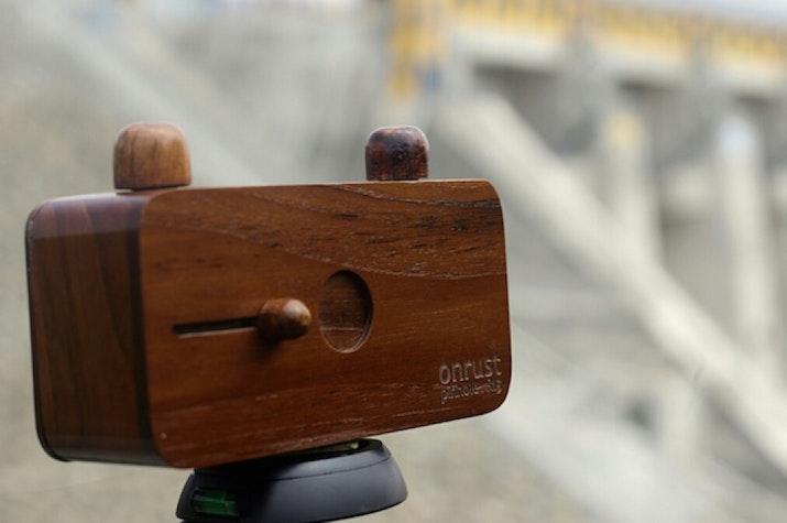 Onrust Pinhole Camera, Kamera Lubang Jarum Buatan Anak Bangsa