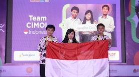 Kembangkan Alat Lawan Berita Palsu, Pelajar Indonesia Juara Asia Tenggara Kompetisi Microsoft