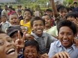 Gambar sampul Orang Indonesia dan Caranya Berbahagia yang Sederhana