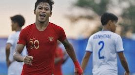 Osvaldo Haay di Ambang Rekor Top Skor SEA Games 2019