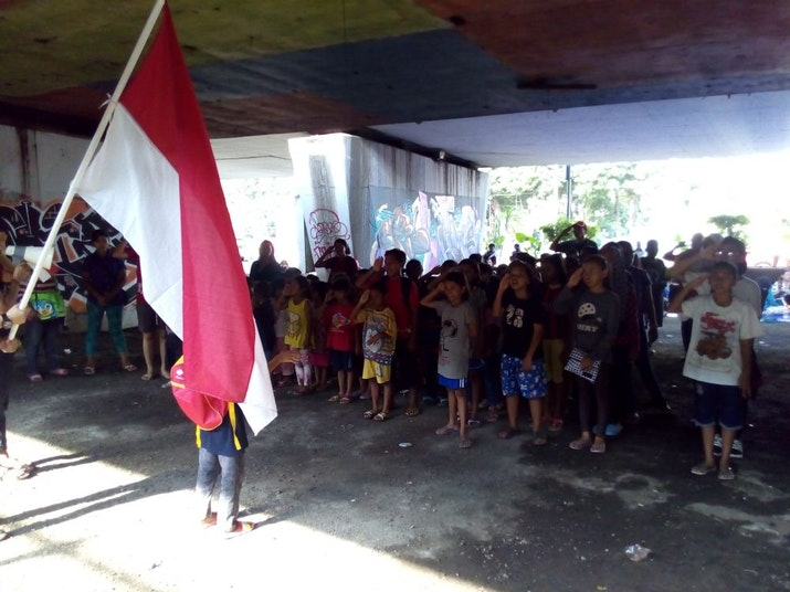 """Indonesia Panen """"Orang Baik"""""""