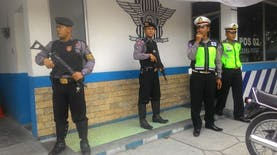 Lomba Antimainstream Ala Sat Sabhara Polres Grobogan