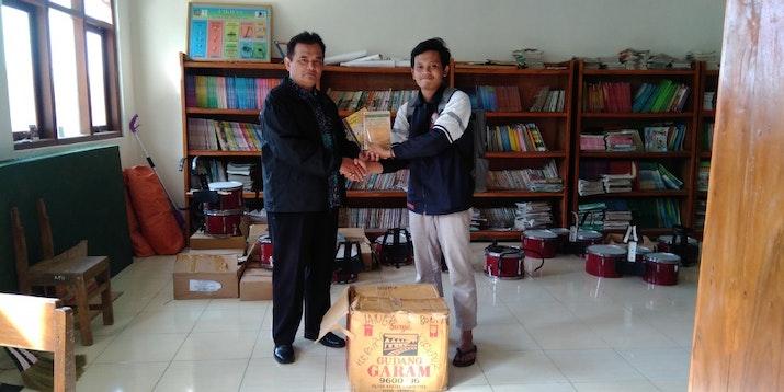 Donasi Buku, Donasi Ilmu