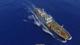 Apa Kabar Kapal yang Ditenggelamkan Menteri Susi?
