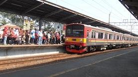 Stasiun Manggarai Tahun 2019 : Siap Layani KA Bandara, KRL dan KA Jarak Jauh Tanpa Antri