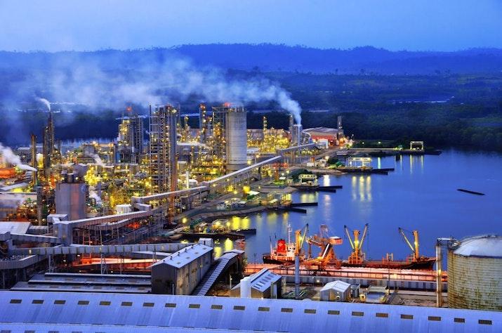 Pabrik Pupuk Terbesar di Asia Tenggara itu Ada di Indonesia