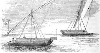 Gambar sampul Kehebatan Kapal Padewakang sang Pendahulu Pinisi yang Berlayar Hingga Australia