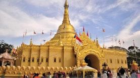 Pagoda Termegah dari Tanah Karo