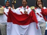Gambar sampul Hebat! Tim Panahan Putri Indonesia Persembahkan Medali Perunggu SEA Games 2017 untuk Kemerdekaan