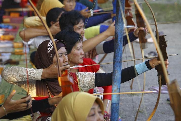 Filosofi Jemparingan, Tradisi Panahan Kuno Asli Yogyakarta