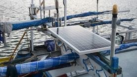 Siapa Sangka, Ternyata Nelayan di Kecamatan Ini Gunakan Panel Surya Untuk Melaut
