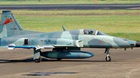 Pangkalan Udara Palembang Naik Tingkat, F5 Siap Jaga Langit Sumsel