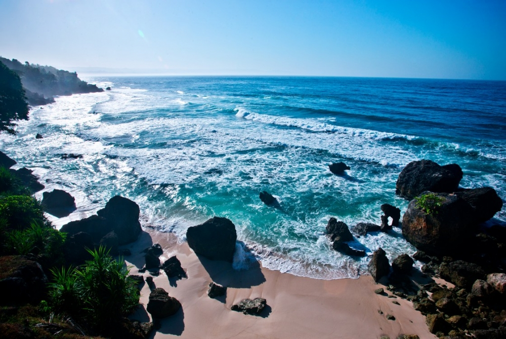 470 pemandangan pantai ter indah HD Terbaru