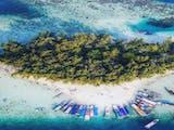 Gambar sampul Beribu Keindahan di Pulau Seribu
