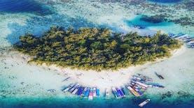 Beribu Keindahan di Pulau Seribu