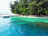Gambar sampul Pulau Genteng Kecil Pantai Pasir Putih Di Pulau Seribu