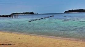 Pulau Sepa | Wisata Pulau Seribu