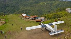 Modernisasi Navigasi 109 Bandara di Papua, Gunakan Teknologi Buatan Indonesia
