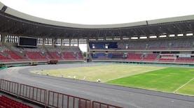 Satu Bulan Menuju Rampungnya Stadion Papua Bangkit