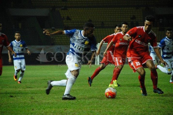 PON XIX JAWA BARAT 2016 : Papua Duduki Puncak Klasemen Grup C