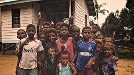 Tiga Penyanyi Indonesia Buka Hati Untuk Anak-Anak Papua
