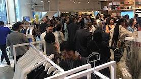 Produk Fashion, Makanan & Minuman Indonesia Meriahkan Pop-up Store di Prancis